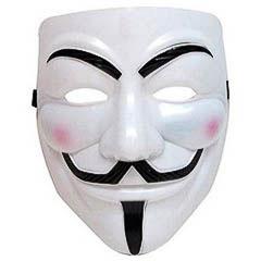 Careta Vendetta blanca - Ítem