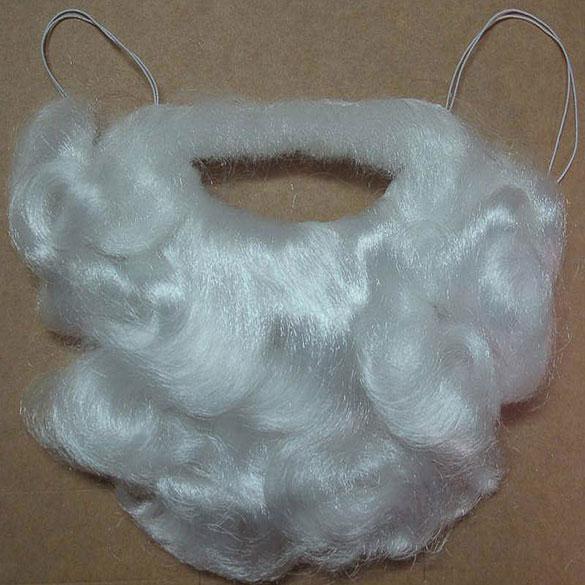 Barba Blanca Rey mago o Papá Noel infantil