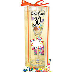 Copa y confeti 30 años