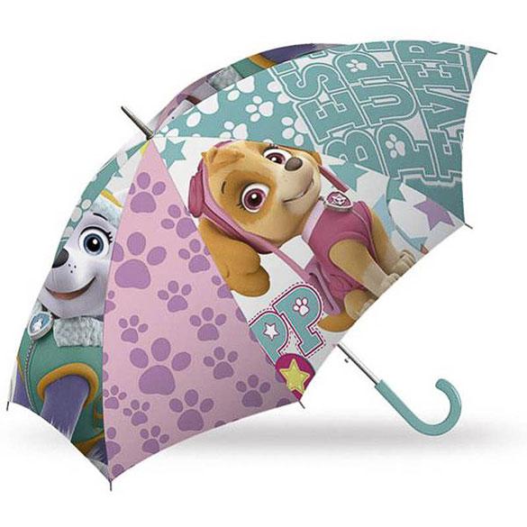 Paraguas Paw Patrol tela