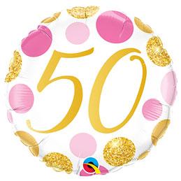 Globo 50 años