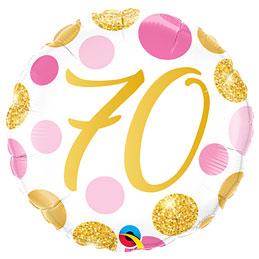 Globo 70 años