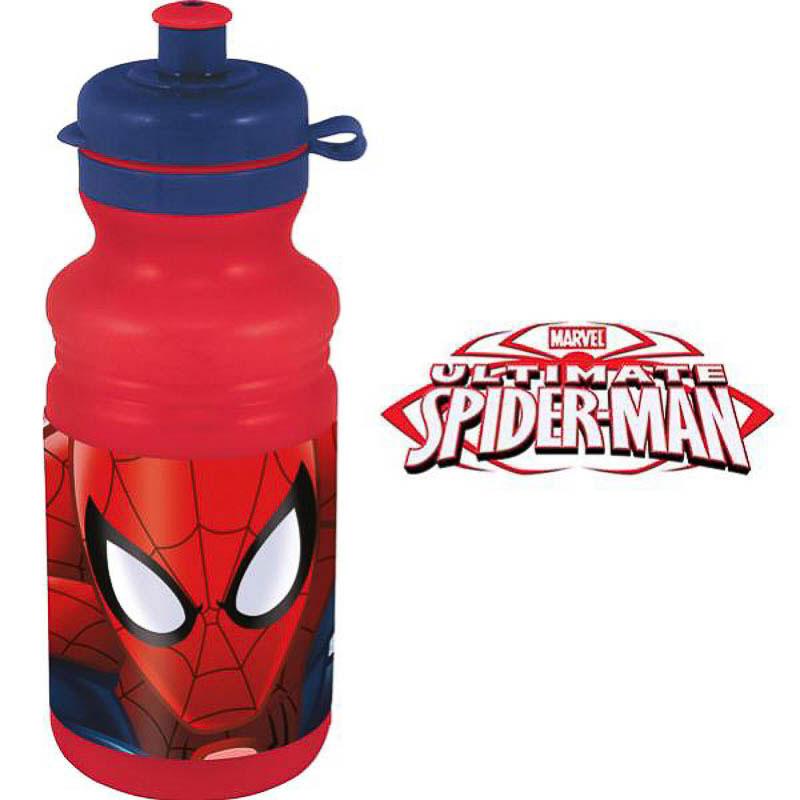 Botella cantimplora Spiderman