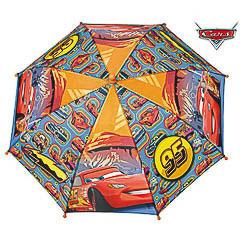 Paraguas Cars tela multicolor