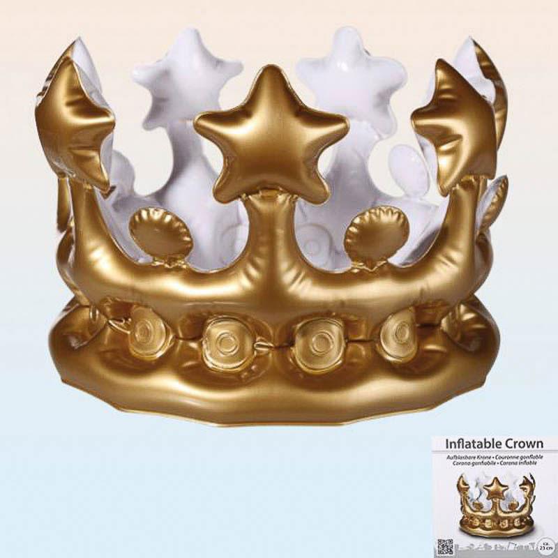 Corona Rey inflable