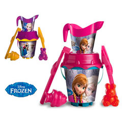 Set playa con regadera Frozen