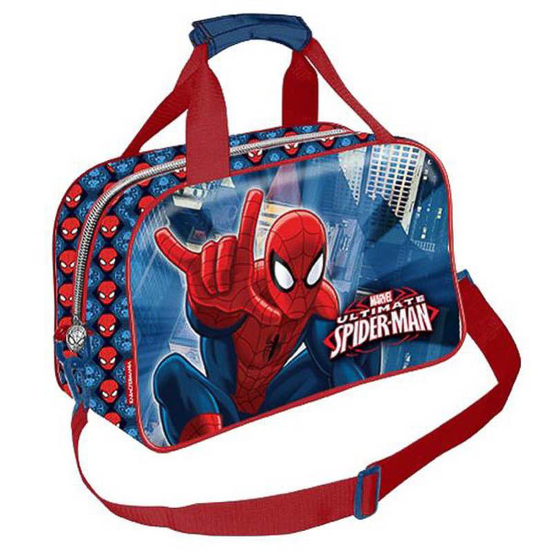 Bolsa de deporte Spiderman