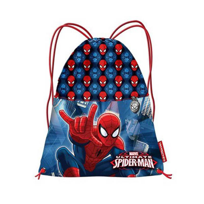 Saco merienda Spiderman