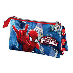 Estuche escolar Spiderman