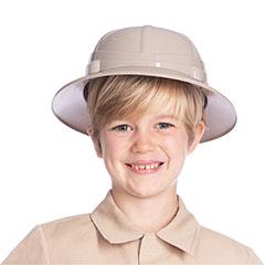 Sombrero explorador o safari infantil
