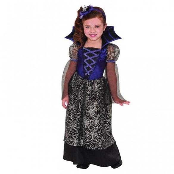 Disfraz vampiresa infantil