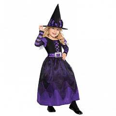 Disfraz bruja infantil - Ítem