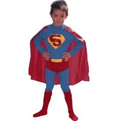 Disfraz Superman infantil