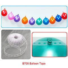 Cinta para hacer guirnalda de globos