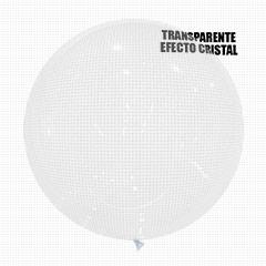Globo Cristal Transparente 60 cm.