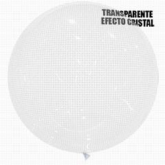 Globo Cristal Transparente 90 cm.