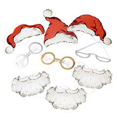 Papá Noel Navidad, Accesorios Photocall