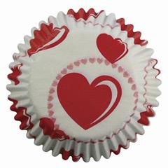 Cápsulas cupcakes PME, Pack 60 u.