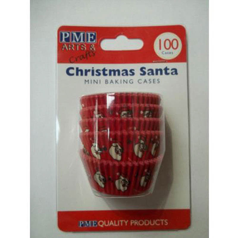 Cápsulas mini cupcakes PME, Pack 100 u.