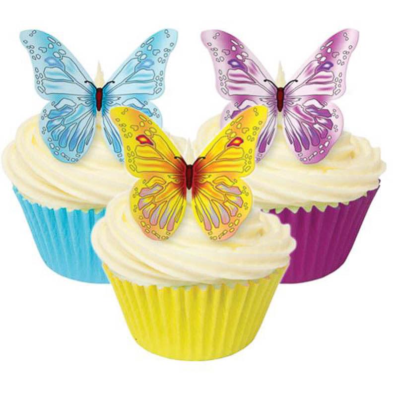 Mariposas comestibles