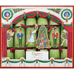 Christmas ballet, Christmas Crackers, 31 cm, Pack 6 u.