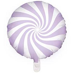 Globo Caramelo lila suave