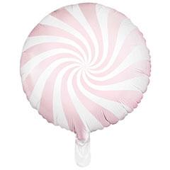 Globo Caramelo rosa suave