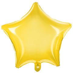 Globo Estrella Amarillo