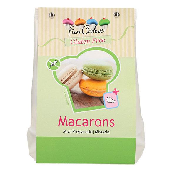 Mezcla para Macarrones Sin Gluten
