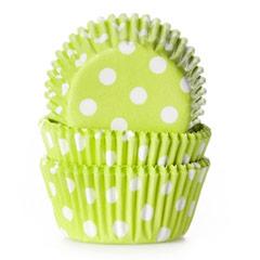 Cápsulas mini cupcakes HM, Pack 60 u.