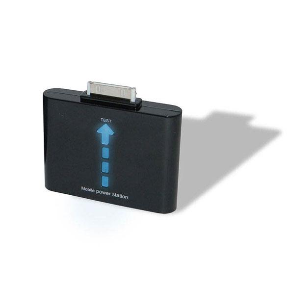 Cargador de emergencia para iPhone 4/4S y iPod
