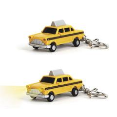 Llavero taxi NYC