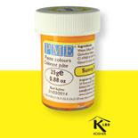 Colorante en pasta PME, Amarillo Soleado, 25 g.