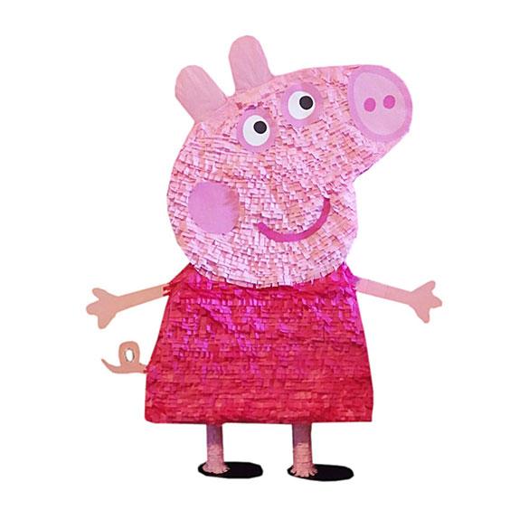Piñata artesana Peppa Pig