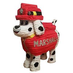 Piñata artesana Marshall Paw Patrol