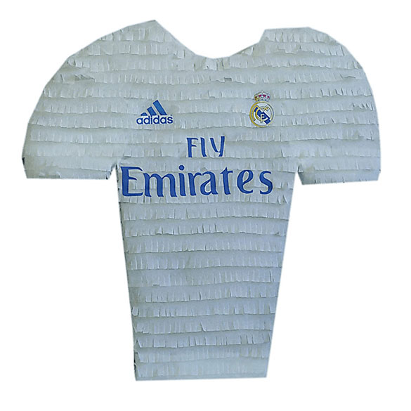 Piñata artesana Camiseta Real Madrid