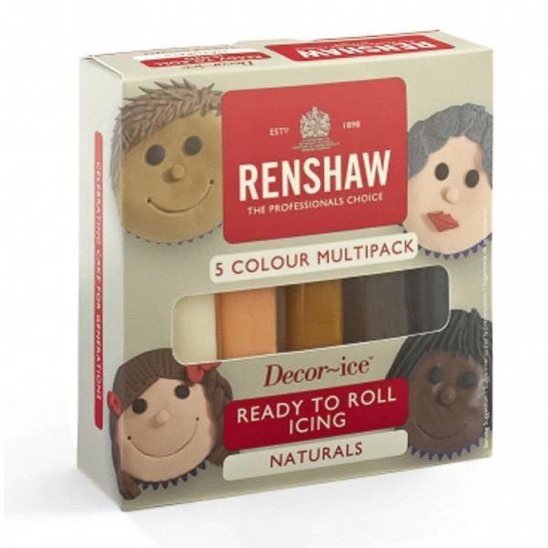 Pack fondant Renshaw