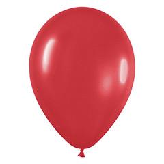 Globos de Látex Rojos. Pack 50 unidades
