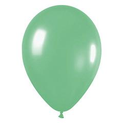 Globos de Látex Verdes. Pack 50 unidades