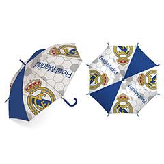Paraguas infantil escudo Real Madrid
