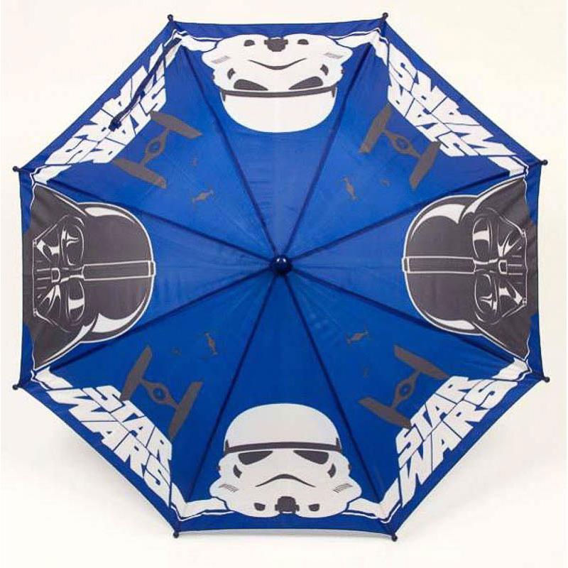 Paraguas Star Wars tela
