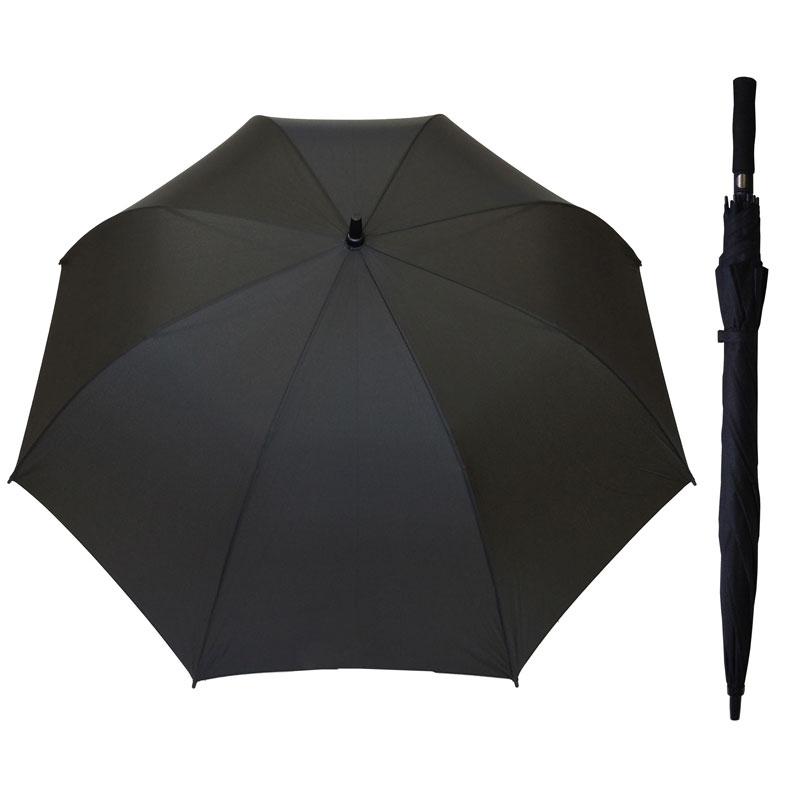 Paraguas golf automático negro