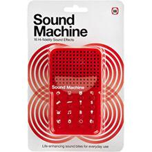 Máquina sonidos varios - Ítem1