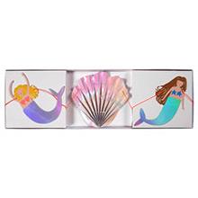 Guirnalda Sirenas y Conchas, Pack de 4 secciones 253 cm - Ítem1