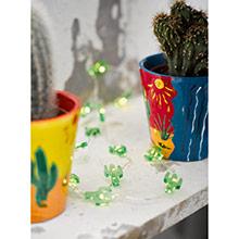 Guirnada luces Cactus - Ítem1