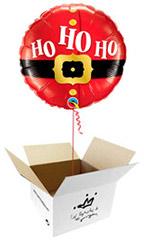 Globos para Navidad en caja sorpresa