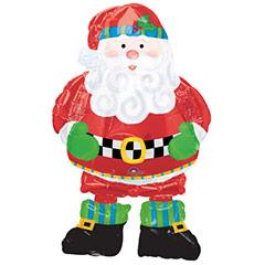 Globo cuerpo Papá Noel