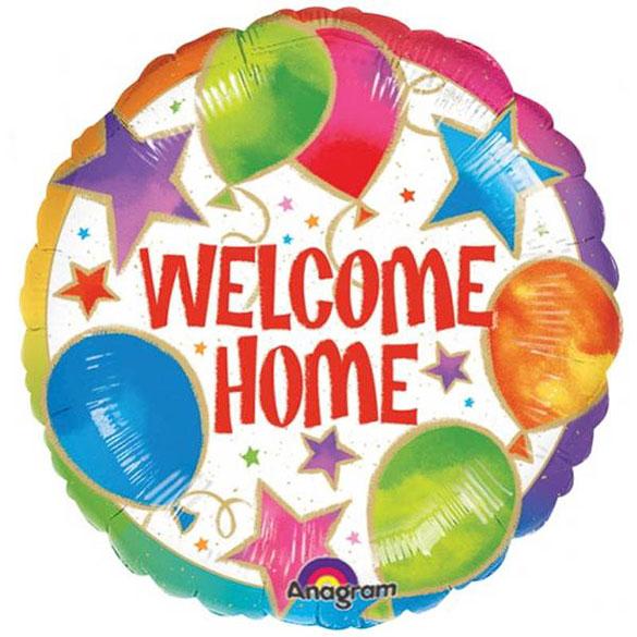 Globo Welcome Home