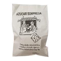 Azúcar con sorpresa