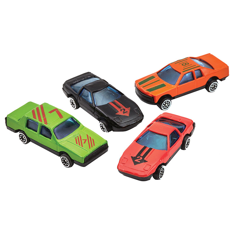 Coches, Pack 4 u.